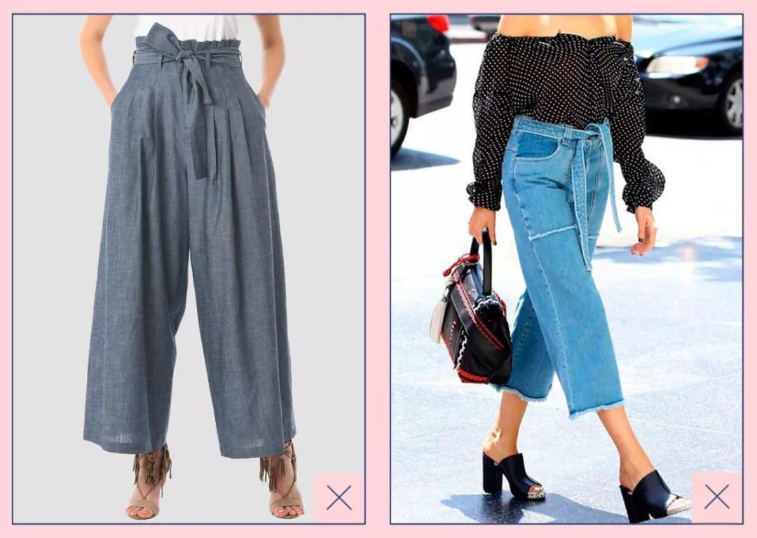 Mặc kiểu quần này vừa che bụng mỡ, vừa kéo dài chân, không sắm quá phí!
