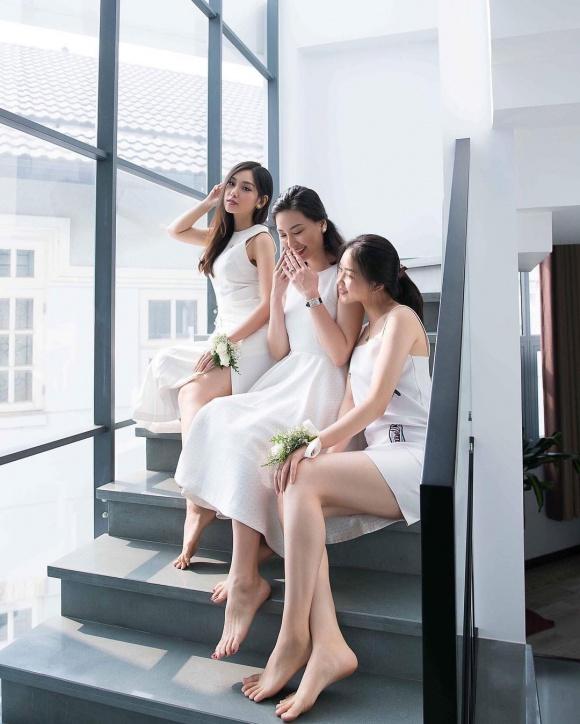 Chuyện hiếm trong showbiz Việt: Nhà có 3 mỹ nhân cùng đi thi Hoa hậu