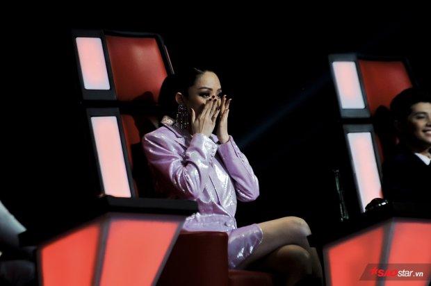 Tập 3 - vòng Đối đầu: Khi sân khấu trở thành thánh đường cảm xúc là lúc những tiếng lòng bay lên! TV Show  14 giờ trước Tập 3 - vòng Đối đầu lên sóng, để lại nhiều cảm xúc tr