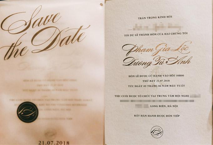 Tú Anh mời Hoa hậu Đặng Thu Thảo dự đám cưới
