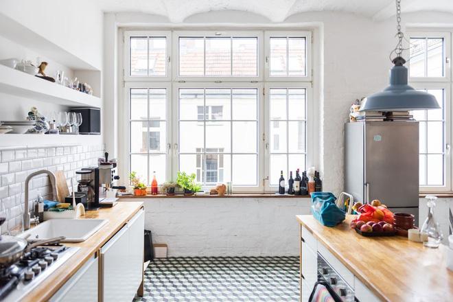 7 điều bạn cần tuyệt đối tránh khi bố trí phòng bếp của gia đình