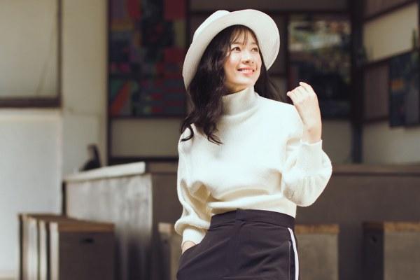 Diễn viên Oanh Kiều - Mảng màu lạ của showbiz