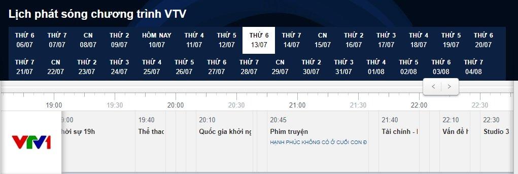 Quỳnh Búp Bê biến mất khỏi lịch phát sóng của VTV
