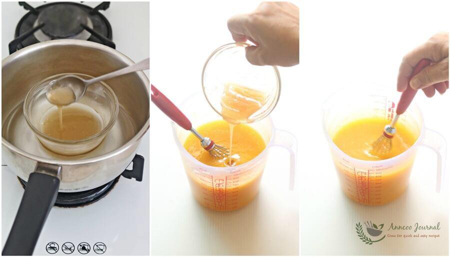 Mùa hè nhất định phải làm pudding xoài ngọt mát lại cực đơn giản