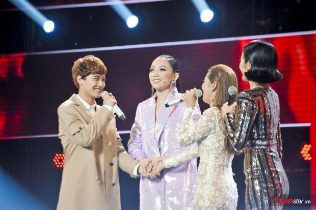 Cặp đôi nhan sắc Avin Lu - Y Lux tiến thẳng vào vòng Đo Ván sau quyết định thót tim của Tóc Tiên