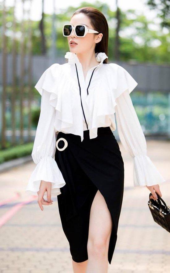 Minh Hằng, Chi Pu cùng Sao Việt cuốn hút với phong cách tay bồng