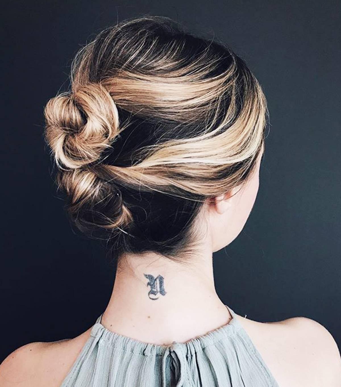 Có tới 13 kiểu tóc búi duyên dáng dành cho nàng tóc mỏng làm điệu mỗi ngày