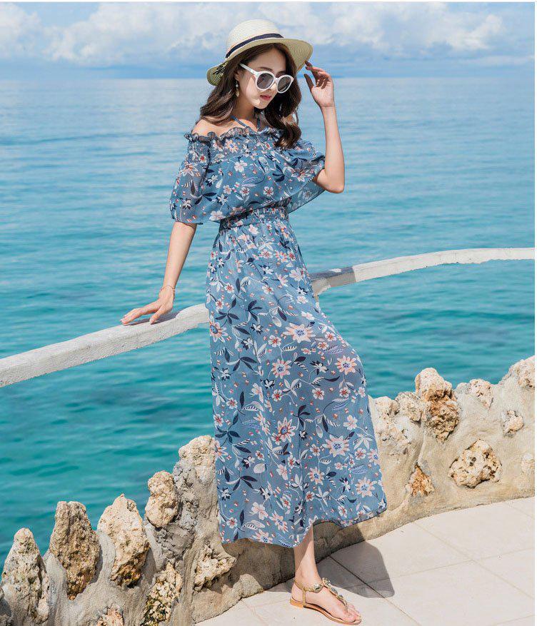 5 kiểu váy đi biển mà dù vali chật đến đâu cũng phải cố nhét mang theo