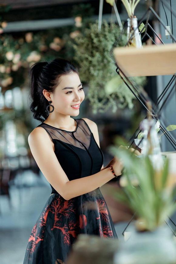 Tận hưởng không gian xanh mát giữa ngày hè oi bức cùng Thanh Hương