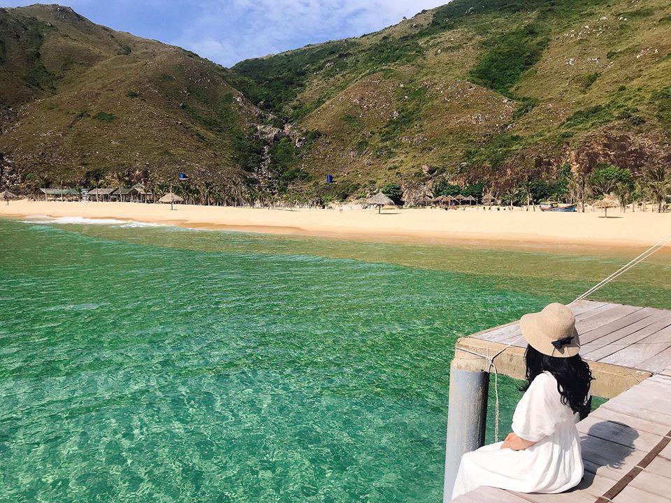 Trốn nắng hè bằng chuyến vi vu tới thiên đường biển Kỳ Co
