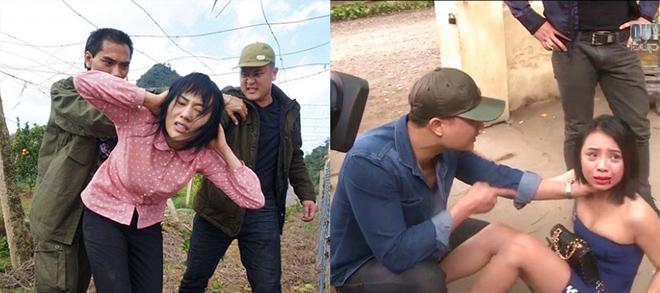 Thanh Hương tiết lộ Quỳnh Búp Bê sắp chiếu cảnh cưỡng bức tập thể