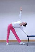 4 động tác khắc phục vùng bụng chảy xệ