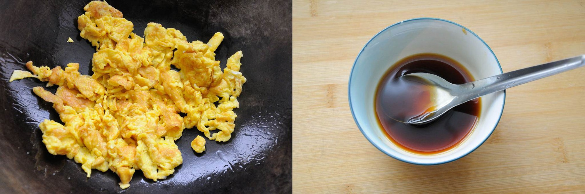5 phút làm nấm sò xào trứng ngon lành bổ dưỡng