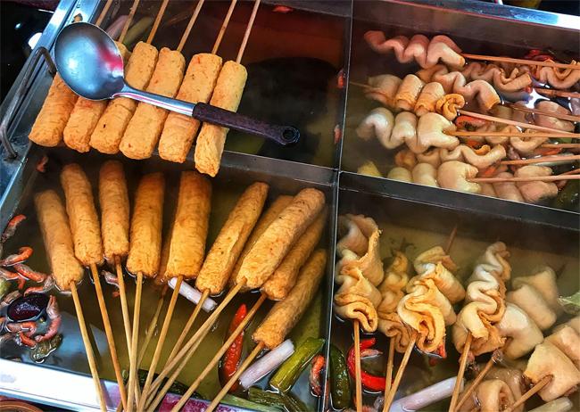 6 món ngon ở thành phố biển Busan - Hàn Quốc
