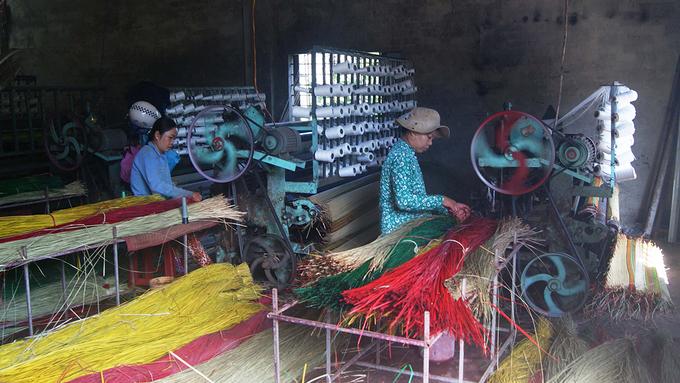 Về thăm làng dệt chiếu cói trăm năm ở Phú Yên