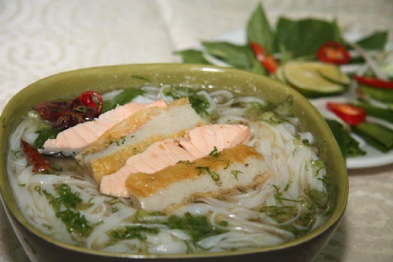 Món ngon quên sầu ở vùng gạo trắng nước trong Cần Thơ