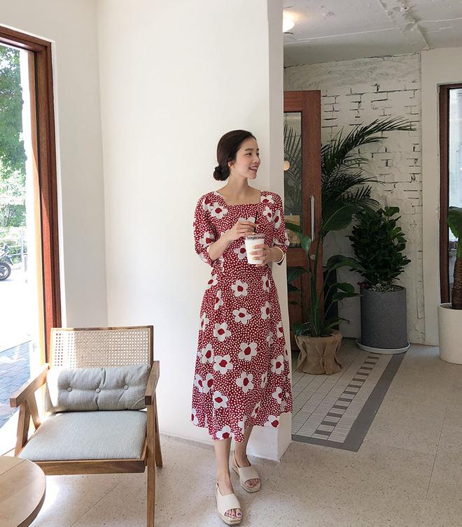 4 kiểu váy liền nhìn cưng hết nấc này thật đúng là sinh ra để dành cho mùa hè!