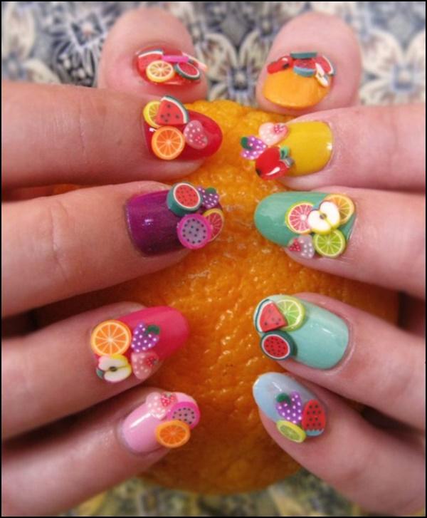 Những mẫu sơn móng tay đẹp mê ly dành riêng cho mùa hè