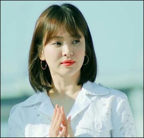 Mặc gì để tỏa sáng như Song Hye Kyo - nữ thần nhan sắc cao 1m56?