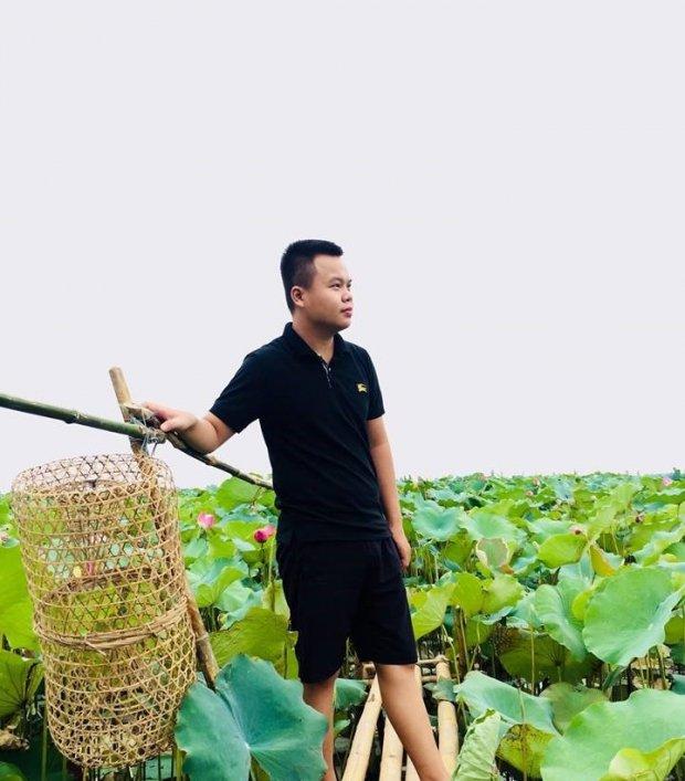 Cận cảnh đầm sen mới toanh đẹp xao xuyến tại Thái Bình