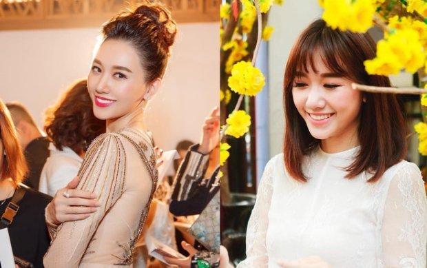 Hari Won khiến fan tò mò tột độ vì đột nhiên xinh kỳ lạ