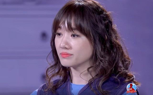 Hari Won: Cuộc đời tôi làm gì cũng sai, chỉ có lấy Trấn Thành là không sai