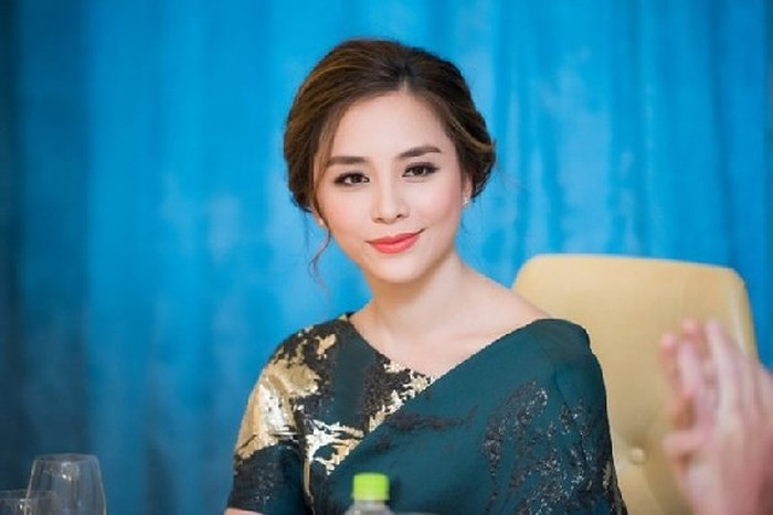 Lan Khuê chuẩn bị về làm cháu dâu của Á hậu Dương Trương Thiên Lý