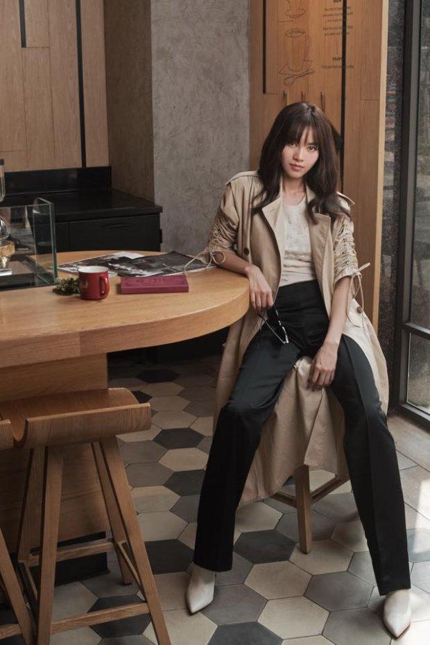 Tài biến tấu thời trang đáng kinh ngạc của ngọc nữ làng điện ảnh Ninh Dương Lan Ngọc