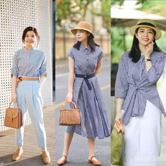 Gợi ý trang phục hè đẹp duyên dáng và thanh lịch hết cỡ