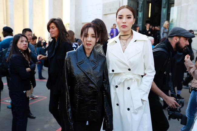 Kỳ Duyên sang chảnh, thần thái đẳng cấp tại Paris Fashion Week - 10