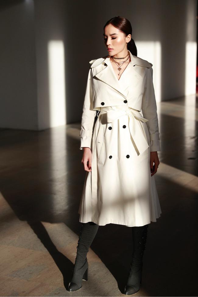 Kỳ Duyên sang chảnh, thần thái đẳng cấp tại Paris Fashion Week - 1