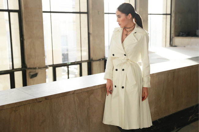 Kỳ Duyên sang chảnh, thần thái đẳng cấp tại Paris Fashion Week - 3