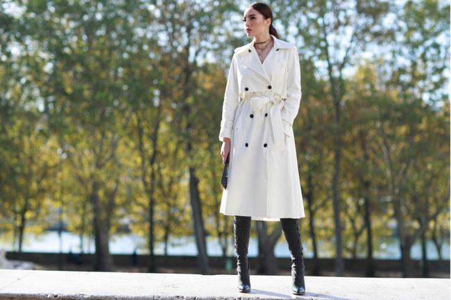 Kỳ Duyên sang chảnh, thần thái đẳng cấp tại Paris Fashion Week - 5