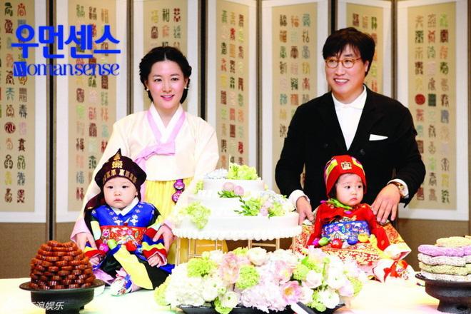 Sau 9 năm kết hôn, Lee Young Ae bất ngờ tiết lộ địa vị khủng của chồng doanh nhân Mỹ gốc Hàn - 1
