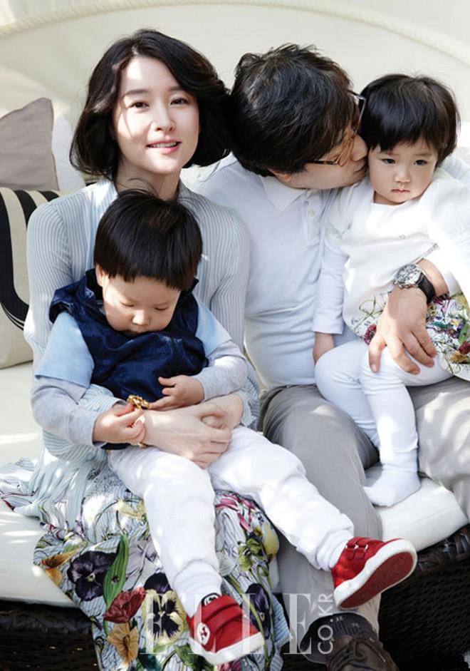 Sau 9 năm kết hôn, Lee Young Ae bất ngờ tiết lộ địa vị khủng của chồng doanh nhân Mỹ gốc Hàn - 2