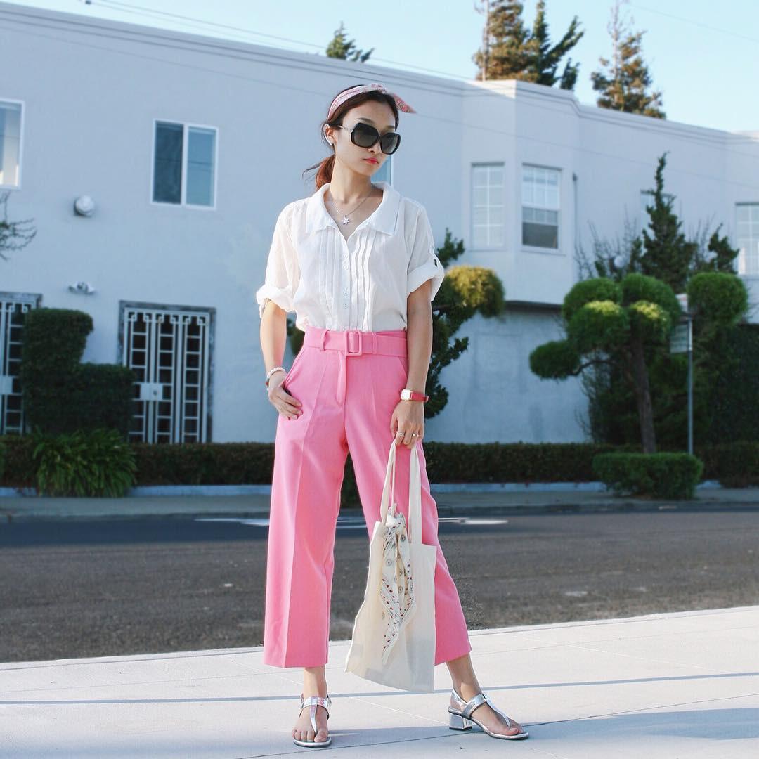 Nếu thấy style công sở của mình hơi 'dừ' và cứng nhắc thì đây là 5 tips diện đồ giúp các nàng ăn gian tuổi đáng kể - 16