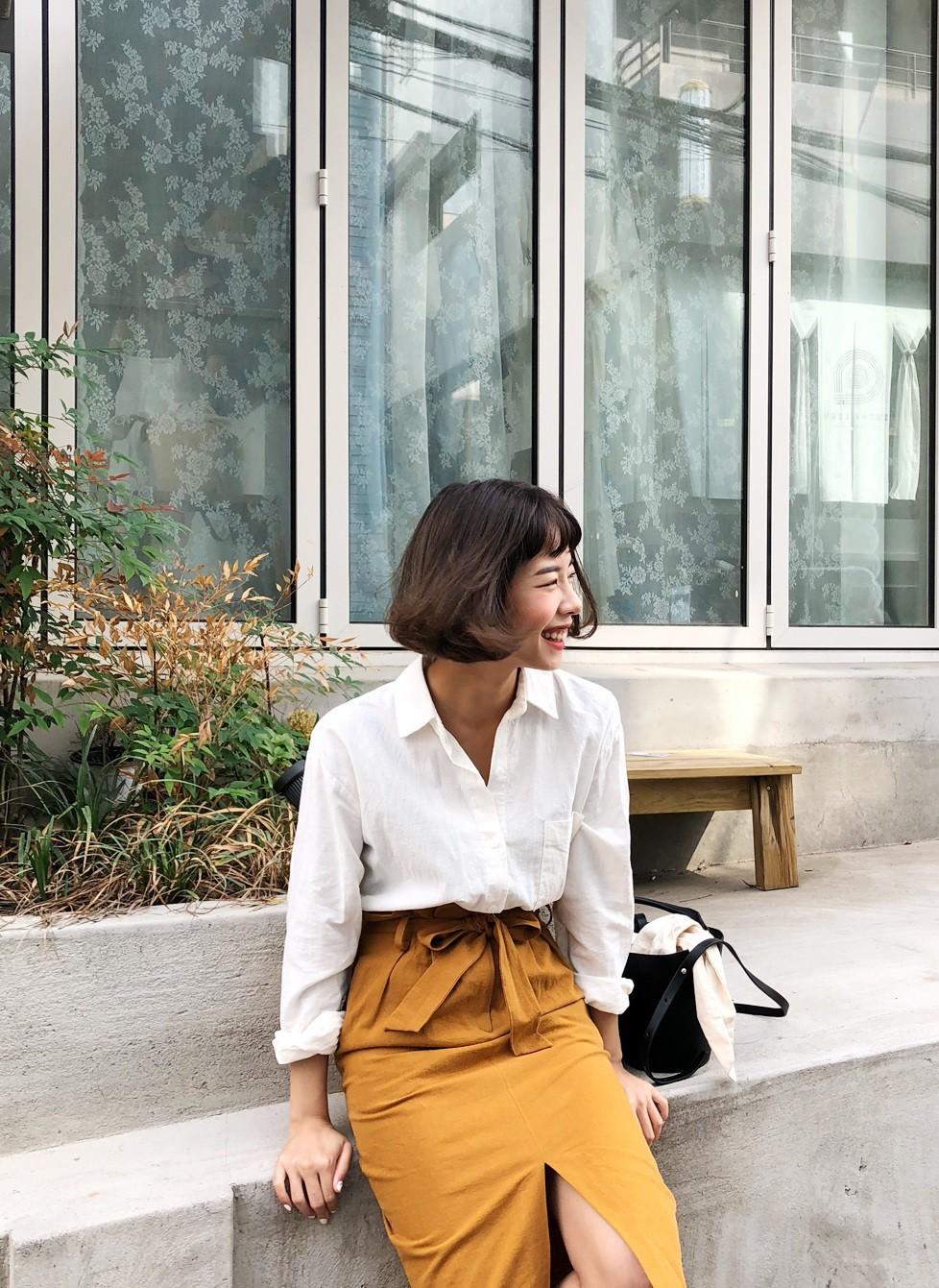 Nếu thấy style công sở của mình hơi 'dừ' và cứng nhắc thì đây là 5 tips diện đồ giúp các nàng ăn gian tuổi đáng kể - 7