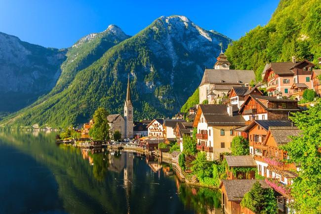 15 ngôi làng đẹp như bước ra từ cổ tích với kiến trúc độc đáo cùng phong cảnh hữu tình - 6
