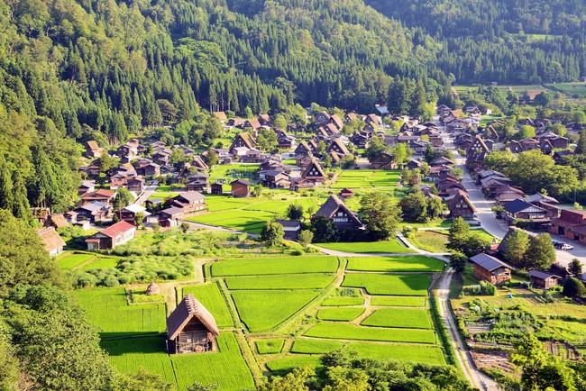 15 ngôi làng đẹp như bước ra từ cổ tích với kiến trúc độc đáo cùng phong cảnh hữu tình - 8