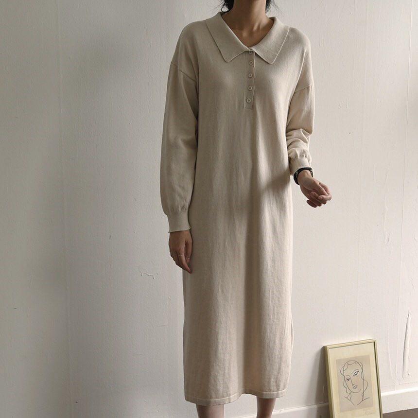 Váy dệt kim – chiếc váy mềm mại, đầy quyến rũ mà các nàng không thể làm ngơ trong những ngày trời se lạnh - 20