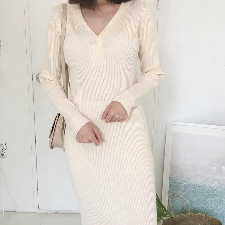 Váy dệt kim – chiếc váy mềm mại, đầy quyến rũ mà các nàng không thể làm ngơ trong những ngày trời se lạnh - 2