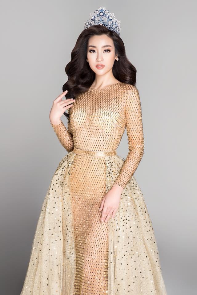 Đỗ Mỹ Linh: Từ cô gái bị chê bầm dập với nhan sắc 'thiếu mì chính' lúc đăng quang đến danh xưng 'Hoa hậu bảo vật quốc gia' - 3