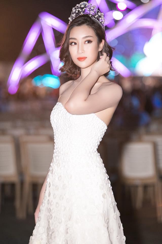 Đỗ Mỹ Linh: Từ cô gái bị chê bầm dập với nhan sắc 'thiếu mì chính' lúc đăng quang đến danh xưng 'Hoa hậu bảo vật quốc gia' - 6