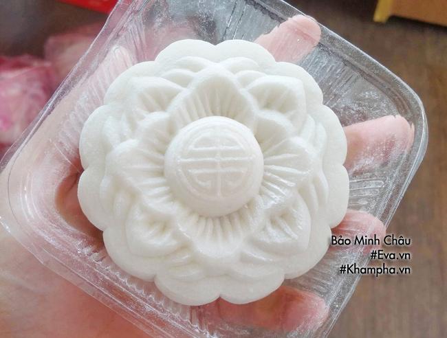 Cách làm bánh dẻo nhân đậu xanh thơm lừng hương hoa bưởi