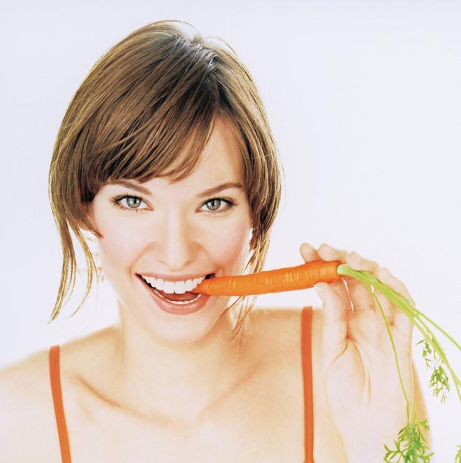 7 công dụng làm đẹp tuyệt vời từ cà rốt