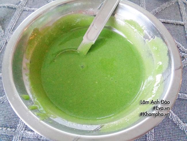 Cách làm bánh dẻo trung thu đậu xanh lá dứa tuyệt ngon