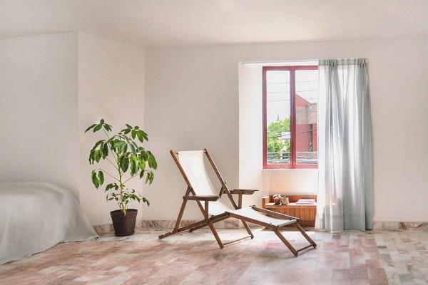 Không gian sống đẹp 'lộng lẫy' cải tạo từ ba ngôi nhà cũ - 12