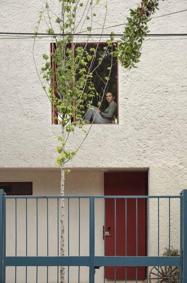 Không gian sống đẹp 'lộng lẫy' cải tạo từ ba ngôi nhà cũ - 16
