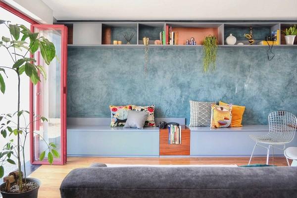 Không gian sống đẹp 'lộng lẫy' cải tạo từ ba ngôi nhà cũ - 7