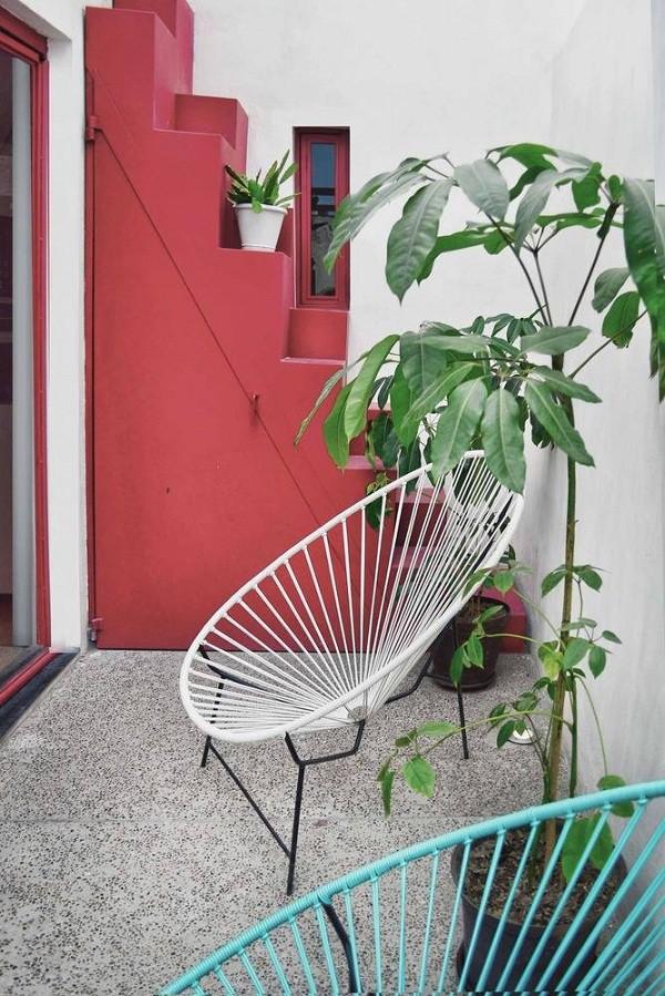 Không gian sống đẹp 'lộng lẫy' cải tạo từ ba ngôi nhà cũ - 8